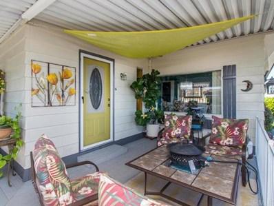 650 S Rancho Santa Fe UNIT 99, San Marcos, CA 92078 - MLS#: 190055611