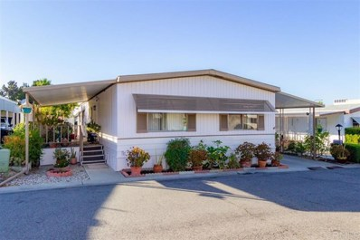 155 Las Flores Dr UNIT 37, San Marcos, CA 92069 - MLS#: 190055651