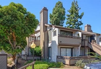 1685 Melrose UNIT J, Chula Vista, CA 91911 - MLS#: 190055776