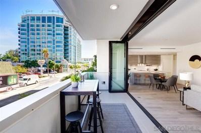 2604 5th Avenue UNIT 301, San Diego, CA 92103 - MLS#: 190055993