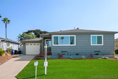 4629 Mataro Drive, San Diego, CA 92115 - MLS#: 190056002
