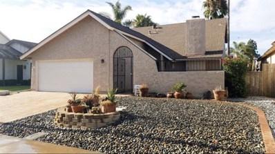 1365 Valencia Loop, Chula Vista, CA 91910 - MLS#: 190056096