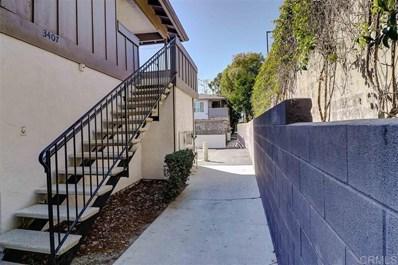 3407 Seabreeze Walk UNIT 3407, Oceanside, CA 92056 - MLS#: 190056102