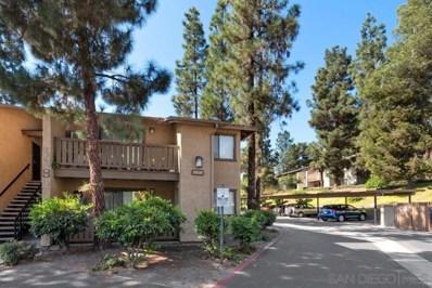 10226 Black Mountain Road UNIT 83, San Diego, CA 92126 - MLS#: 190056264