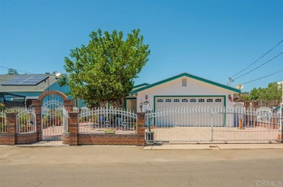 8248 Golden Ave, Lemon Grove, CA 91945 - MLS#: 190056513