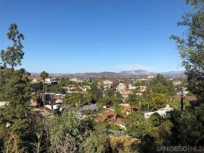 1321 Helix View Dr, El Cajon, CA 92020 - MLS#: 190056514