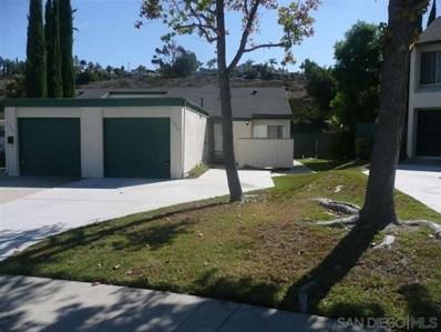 1935 Terracina Circle, Spring Valley, CA 91977 - MLS#: 190056635