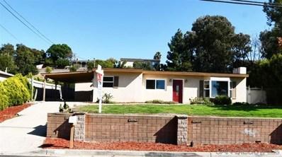 729 Medford St, El Cajon, CA 92020 - MLS#: 190056690