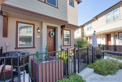 2735 Sparta Rd UNIT Unit 1, Chula Vista, CA 91915 - MLS#: 190056750