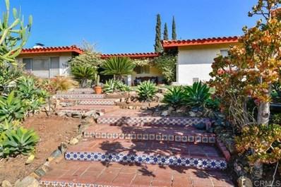 1120 Birch Ave, Escondido, CA 92027 - MLS#: 190057050