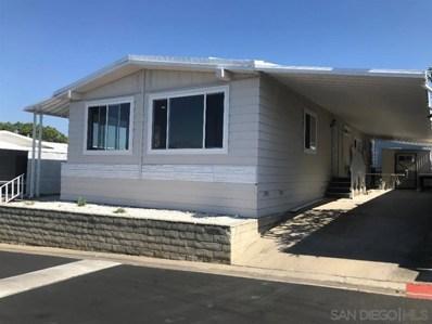 9500 Harritt Rd UNIT 92, Lakeside, CA 92040 - MLS#: 190057542