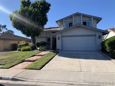 5816 Chaumont Dr, San Diego, CA 92114 - MLS#: 190058026
