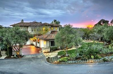 7797 Doug Hill, San Diego, CA 92127 - MLS#: 190058067