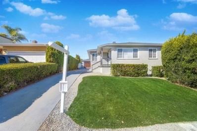 1980 Chalcedony St, San Diego, CA 92109 - MLS#: 190058144