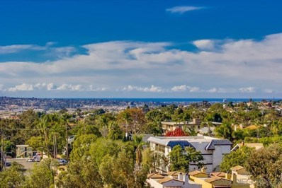 475 Redwood St UNIT 708, San Diego, CA 92103 - MLS#: 190058489
