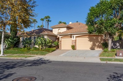 1005 Hawthorne Creek Dr, Chula Vista, CA 91914 - MLS#: 190058549