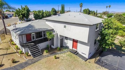 2055 Bonita Street, Lemon Grove, CA 91945 - MLS#: 190058553