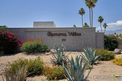 1111 E Ramon Rd UNIT 88, Palm Springs, CA 92264 - MLS#: 190058644