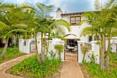 2006 Costa Del Mar Rd UNIT 1, Carlsbad, CA 92009 - MLS#: 190058679