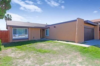 4193 Galbar, Oceanside, CA 92056 - MLS#: 190058756