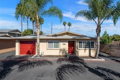 429 S Johnson Ave, El Cajon, CA 92020 - MLS#: 190058759