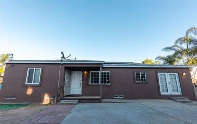 286 E Madison Ave., El Cajon, CA 92020 - MLS#: 190058835