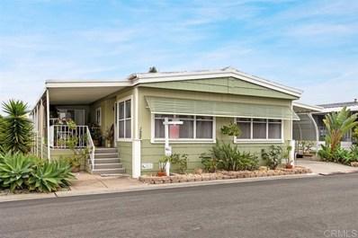 650 S Rancho Santa Fe Rd UNIT 122, San Marcos, CA 92078 - MLS#: 190058892