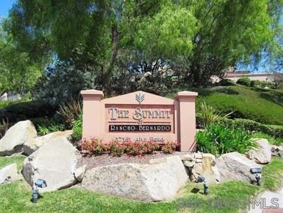 17161 Alva UNIT 2738, San Diego, CA 92127 - MLS#: 190058985