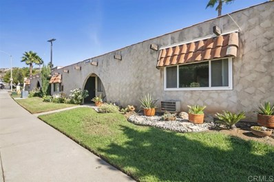 8445 Graves Ave UNIT 4, Santee, CA 92071 - MLS#: 190059012