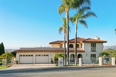 1315 Vista Colina Drive, San Marcos, CA 92078 - MLS#: 190059061