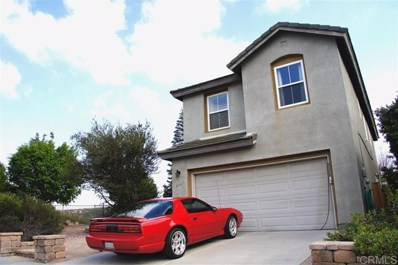 675 Vista Santo Tomas, San Diego, CA 92154 - MLS#: 190059074