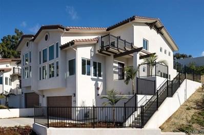 2869 Trails Ln UNIT Lot #6, Carlsbad, CA 92008 - MLS#: 190059255