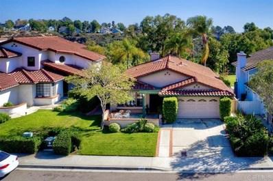 1527 Calle Ryan, Encinitas, CA 92024 - MLS#: 190059384