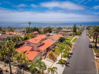 4407 Del Mar Ave, San Diego, CA 92107 - MLS#: 190059457