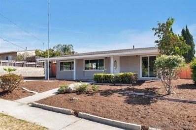 8031 Solana St, San Diego, CA 92114 - MLS#: 190059503