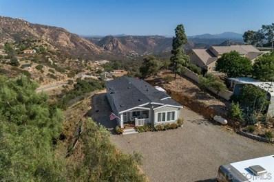1140 Old Mountain View Rd, El Cajon, CA 92021 - MLS#: 190059592