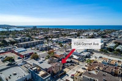 1134 Garnet Ave, San Diego, CA 92109 - MLS#: 190059737