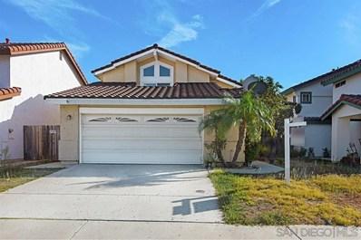 11969 Via Hacienda, El Cajon, CA 92019 - MLS#: 190059828