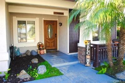 4121 Kimberly Ln, Oceanside, CA 92056 - MLS#: 190059844