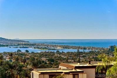 1691 Los Altos Rd, San Diego, CA 92109 - MLS#: 190059901