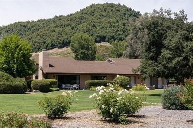 32871 Temet Dr, Pauma Valley, CA 92061 - MLS#: 190059907
