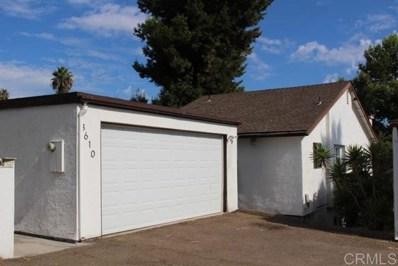8610 Potrero St, Spring Valley, CA 91977 - MLS#: 190059943