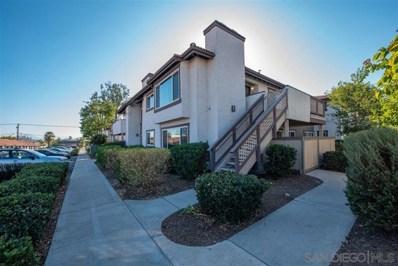 9824 Shirley Gardens Drive UNIT 3, Santee, CA 92071 - MLS#: 190060125