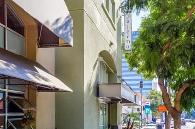 1501 Front Street UNIT 114, San Diego, CA 92101 - MLS#: 190060250