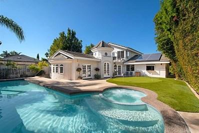 201 Sierra Ridge Drive, Encinitas, CA 92024 - MLS#: 190060506