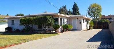 501 Dorothy St, El Cajon, CA 92019 - MLS#: 190060730