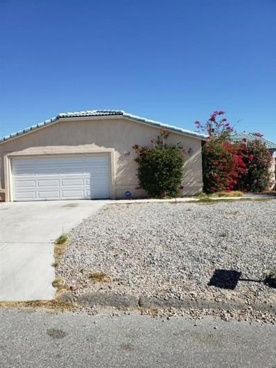 13420 Quinta Way, Desert Hot Springs, CA 92240 - MLS#: 190060858