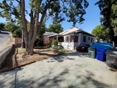 7480 Beryl St, Lemon Grove, CA 91945 - MLS#: 190060862