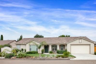 147 Kaden Ct, Fallbrook, CA 92028 - MLS#: 190060918