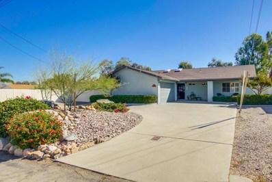 8665 Willow Ter, Santee, CA 92071 - MLS#: 190060922